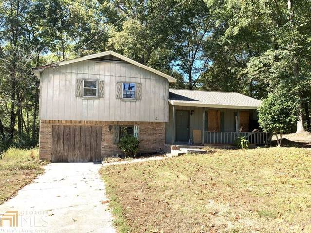 916 Betty Ct, Conyers, GA 30012 (MLS #8703291) :: Bonds Realty Group Keller Williams Realty - Atlanta Partners