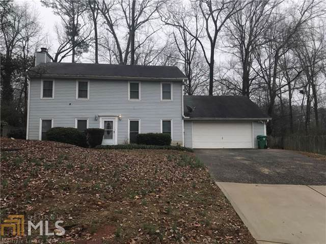 1049 Nimblewood Way, Stone Mountain, GA 30088 (MLS #8703308) :: Rettro Group