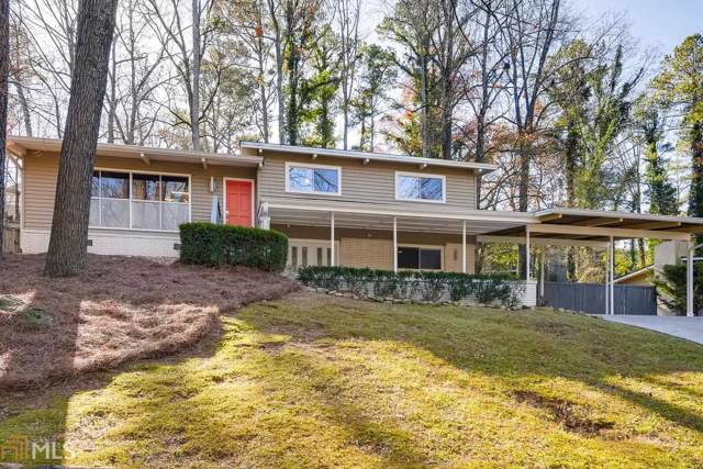 3583 Beachhill, Atlanta, GA 30340 (MLS #8703337) :: Rettro Group