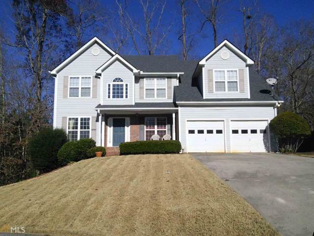 2077 Alcovy Trace Way, Lawrenceville, GA 30045 (MLS #8703377) :: Rettro Group