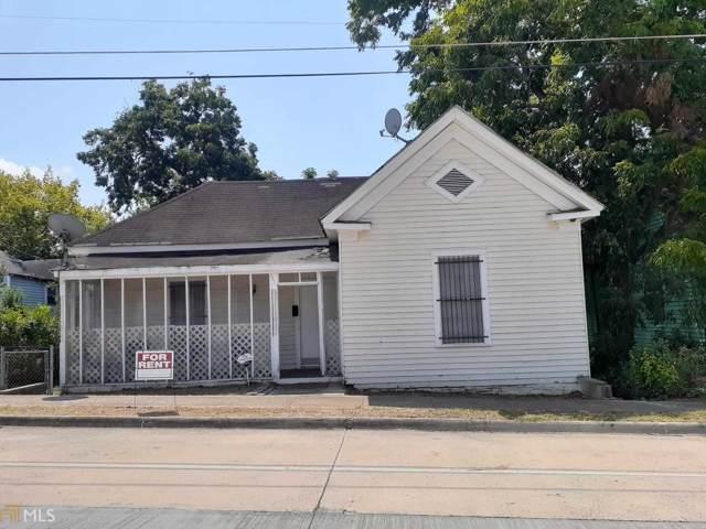 1314 Walnut Street, Macon, GA 31201 (MLS #8703445) :: HergGroup Atlanta