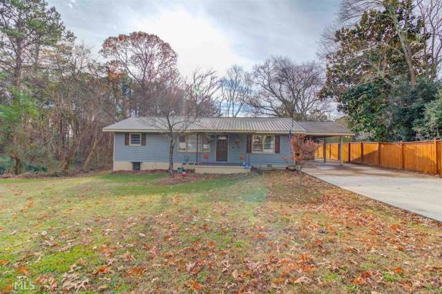 1795 Elmwood Cir, Snellville, GA 30078 (MLS #8703453) :: Bonds Realty Group Keller Williams Realty - Atlanta Partners