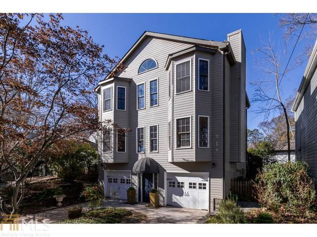 208 Hillcrest Avenue, Decatur, GA 30030 (MLS #8703456) :: The Heyl Group at Keller Williams