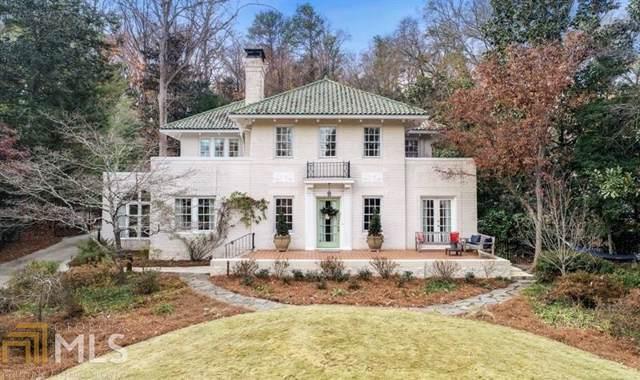 1156 Springdale Rd, Atlanta, GA 30306 (MLS #8703464) :: The Realty Queen Team
