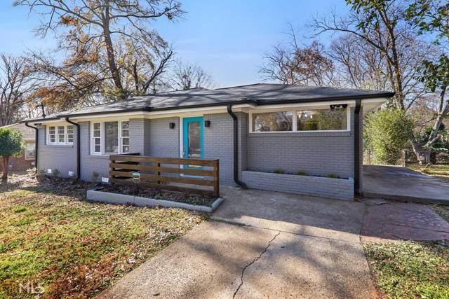 2259 Starline, Decatur, GA 30032 (MLS #8703627) :: RE/MAX Eagle Creek Realty