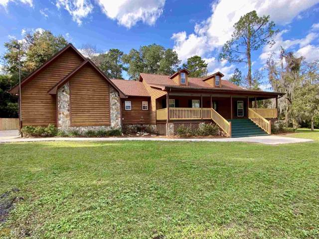 3695 Harrietts Bluff Rd, Woodbine, GA 31569 (MLS #8703732) :: Rettro Group