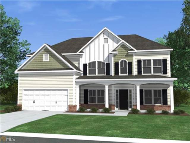 401 Rodgers Rd #1, Mcdonough, GA 30252 (MLS #8703857) :: The Durham Team
