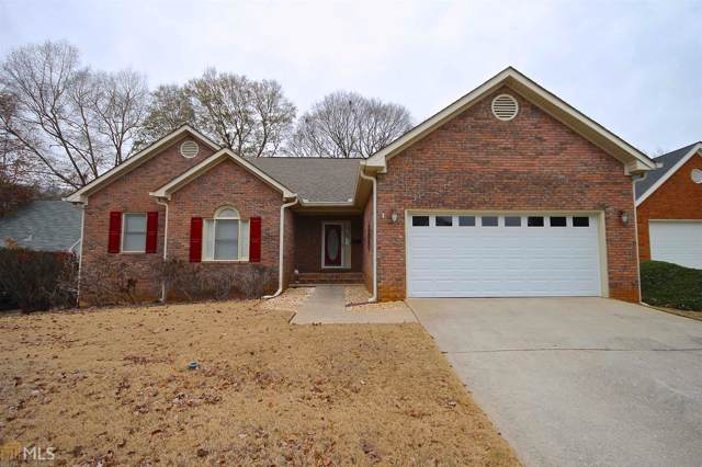 210 Carriage Chase, Fayetteville, GA 30214 (MLS #8703957) :: Anderson & Associates