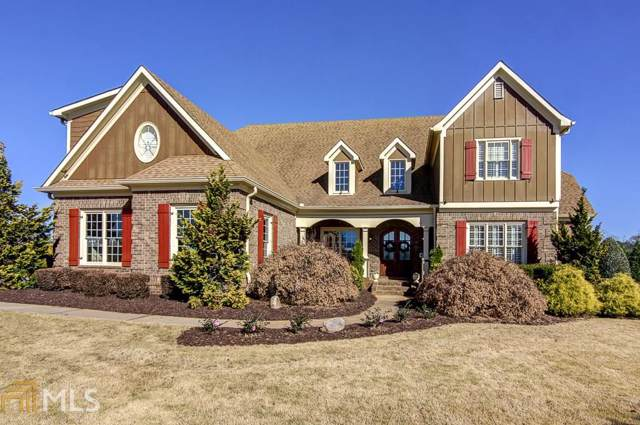 730 Tralee Drive, Fayetteville, GA 30215 (MLS #8703963) :: Anderson & Associates