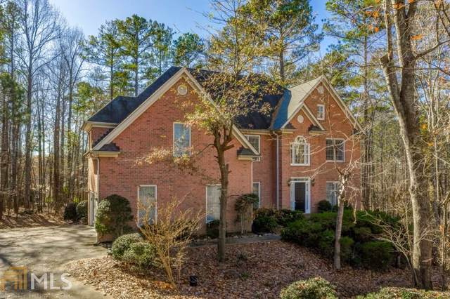 808 Smokey Way, Peachtree City, GA 30269 (MLS #8703966) :: Anderson & Associates