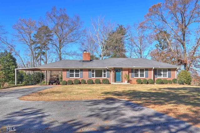 626 Laurel Dr, Hartwell, GA 30643 (MLS #8703967) :: Rettro Group