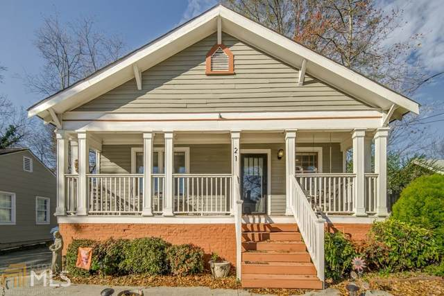 21 Montgomery St, Atlanta, GA 30317 (MLS #8703978) :: Bonds Realty Group Keller Williams Realty - Atlanta Partners