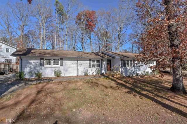 3720 Hickory Circle, Marietta, GA 30080 (MLS #8703991) :: Military Realty