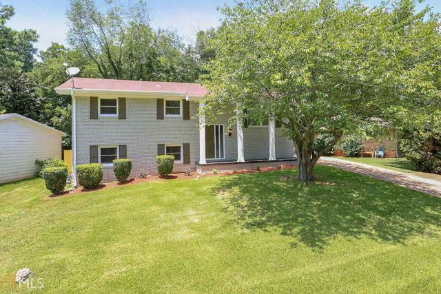 4003 Brookcrest Cir #12, Decatur, GA 30032 (MLS #8703997) :: Military Realty