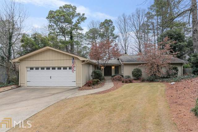 5441 Willow Point Parkway, Marietta, GA 30068 (MLS #8704047) :: Military Realty