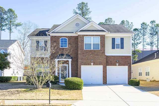 1521 Fenmore St, Lithia Springs, GA 30122 (MLS #8704070) :: Military Realty