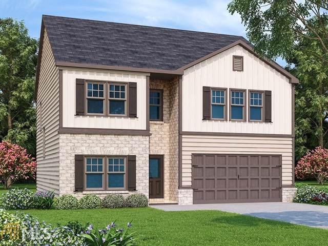 6498 Beaver Creek Trl #39, Atlanta, GA 30349 (MLS #8704096) :: RE/MAX Eagle Creek Realty