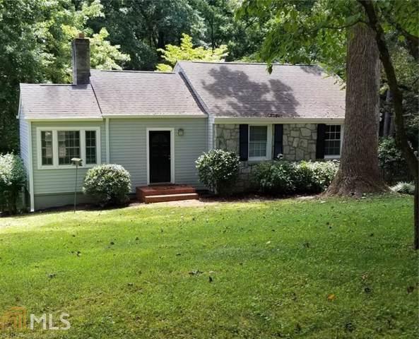 1208 Thomas Rd, Decatur, GA 30030 (MLS #8704174) :: Rettro Group