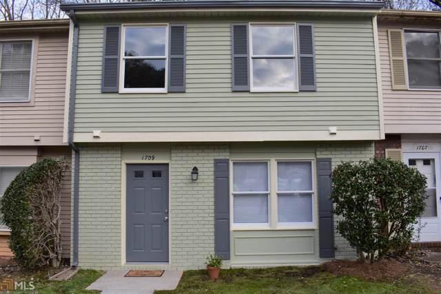 1709 Nappa Valley, Smyrna, GA 30080 (MLS #8704188) :: Military Realty