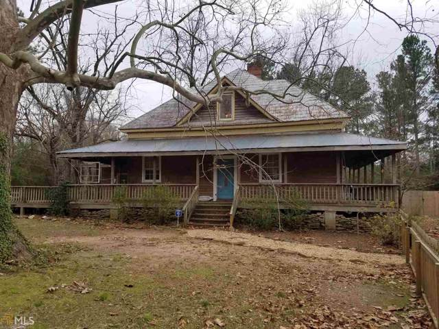 292 Bypass Rd, Barnesville, GA 30204 (MLS #8704195) :: Tommy Allen Real Estate