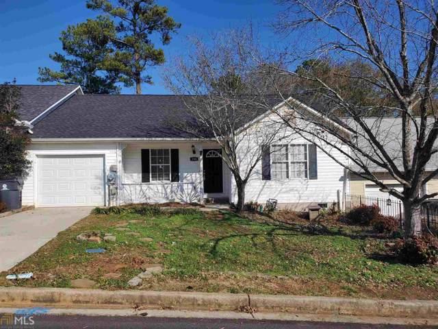 150 Oak Cir S, Stockbridge, GA 30281 (MLS #8704251) :: Athens Georgia Homes