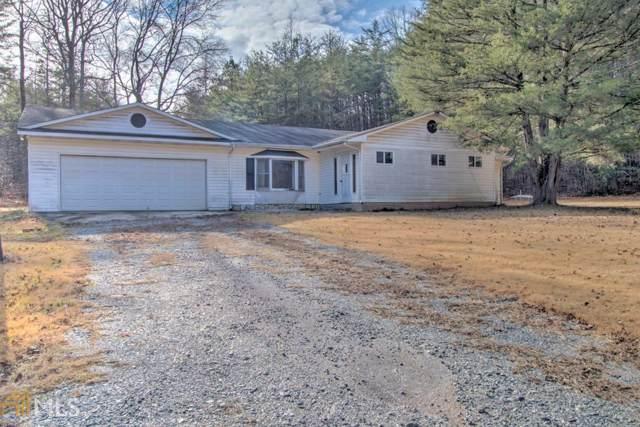 606 Mauldin Rd, Sautee Nacoochee, GA 30571 (MLS #8704340) :: RE/MAX Eagle Creek Realty