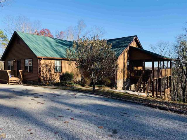 800 Starmont Tr, Clarkesville, GA 30523 (MLS #8704350) :: Military Realty