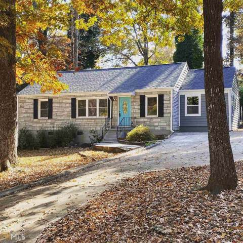 2815 Eastwood Dr, Decatur, GA 30032 (MLS #8704387) :: RE/MAX Eagle Creek Realty