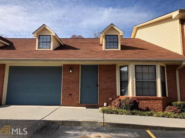 387 Mount Vernon Dr, Calhoun, GA 30701 (MLS #8704456) :: Team Cozart