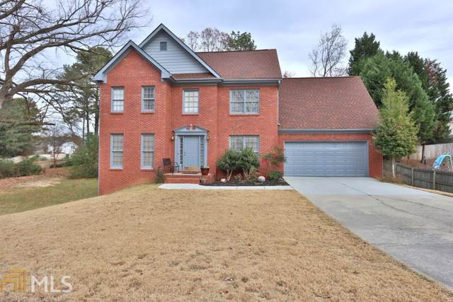 1542 Stonegate Way, Snellville, GA 30078 (MLS #8704527) :: Rettro Group