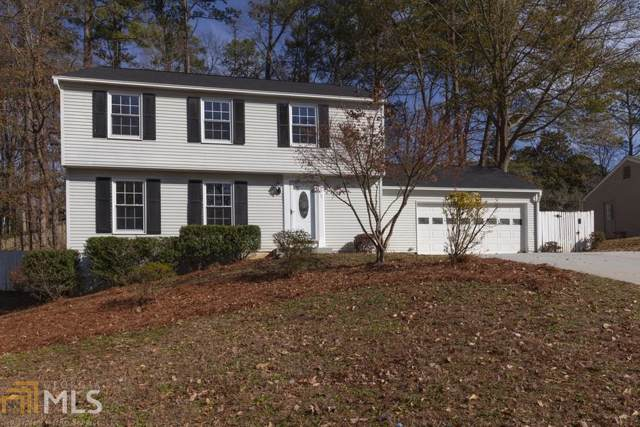 9665 N Pond Cir, Roswell, GA 30076 (MLS #8704696) :: The Realty Queen Team