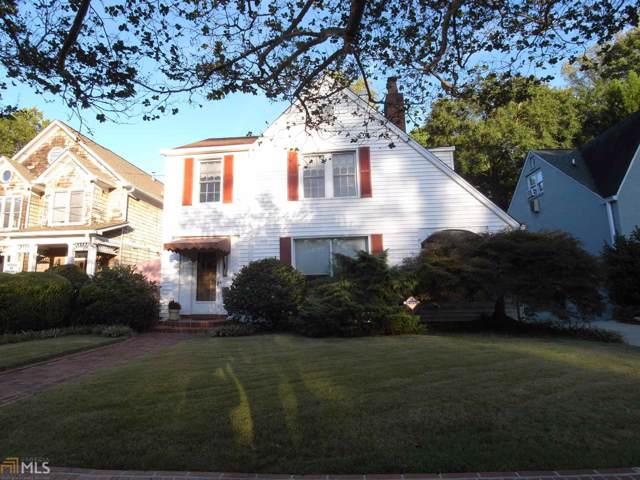 1039 N Virginia Ave, Atlanta, GA 30306 (MLS #8704727) :: RE/MAX Eagle Creek Realty