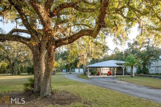 98 Harrietts Bluff Rd, Woodbine, GA 31569 (MLS #8704789) :: Military Realty