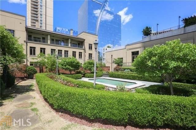 3376 Peachtree Rd Maisonette 3, Atlanta, GA 30326 (MLS #8704792) :: Buffington Real Estate Group