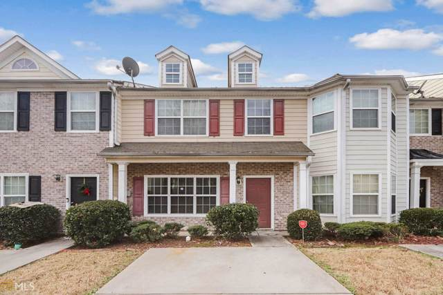 4560 Parkway, Atlanta, GA 30349 (MLS #8704808) :: RE/MAX Eagle Creek Realty
