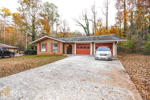 4106 Welcome All Ter, Atlanta, GA 30349 (MLS #8704830) :: RE/MAX Eagle Creek Realty