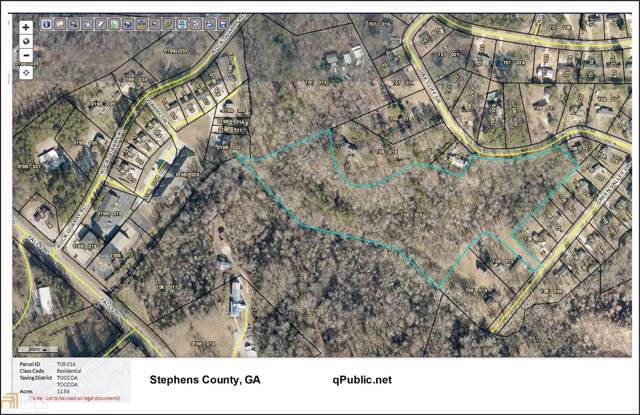 0 Green Valley Lt 34 - 51 Unde, Toccoa, GA 30577 (MLS #8704851) :: Royal T Realty, Inc.