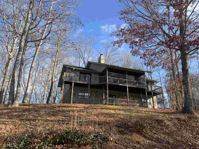 577 Eagles View Dr, Hayesville, NC 28904 (MLS #8705065) :: Military Realty