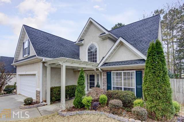 203 Freeman Forest Dr, Newnan, GA 30265 (MLS #8705075) :: Military Realty