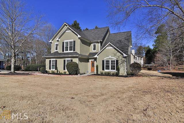 2880 Ivey Ridge Ln, Roswell, GA 30076 (MLS #8705079) :: The Realty Queen Team