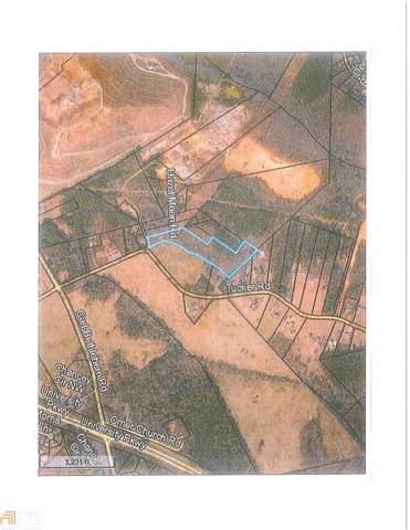 0 Hazel Moon Rd, Winder, GA 30680 (MLS #8705177) :: Bonds Realty Group Keller Williams Realty - Atlanta Partners
