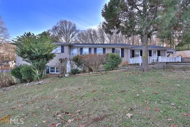 1395 Wildwood Dr, Acworth, GA 30102 (MLS #8705183) :: Athens Georgia Homes