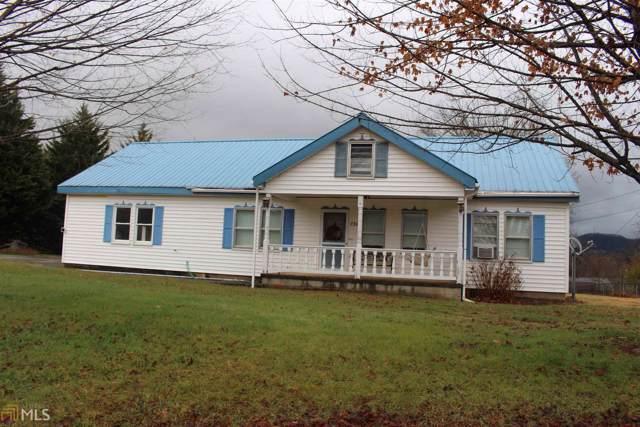 736 Wolffork Church Rd, Rabun Gap, GA 30568 (MLS #8705212) :: Team Cozart