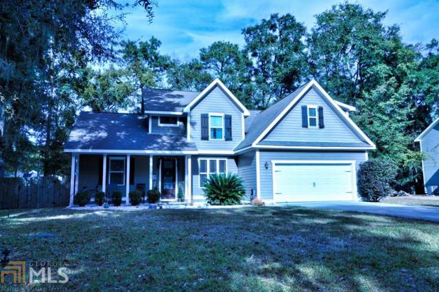 42 Osprey Rd, Beaufort, SC 29907 (MLS #8705223) :: Rettro Group