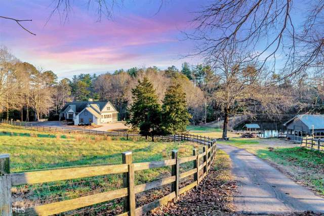 300 Turkey Crest, Clarkesville, GA 30523 (MLS #8705304) :: Bonds Realty Group Keller Williams Realty - Atlanta Partners