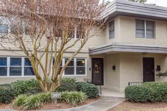 307 Lakemoore Dr C, Atlanta, GA 30342 (MLS #8705346) :: Buffington Real Estate Group