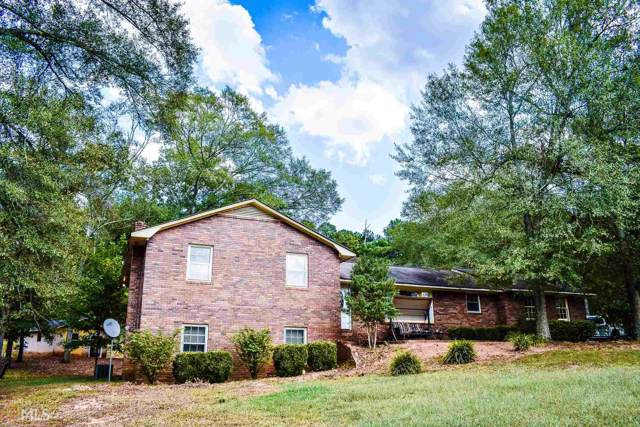 4115 Bethany Church Rd, Williamson, GA 30292 (MLS #8705351) :: Tommy Allen Real Estate