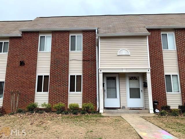 636 North Ave 16D, Jonesboro, GA 30236 (MLS #8705363) :: RE/MAX Eagle Creek Realty