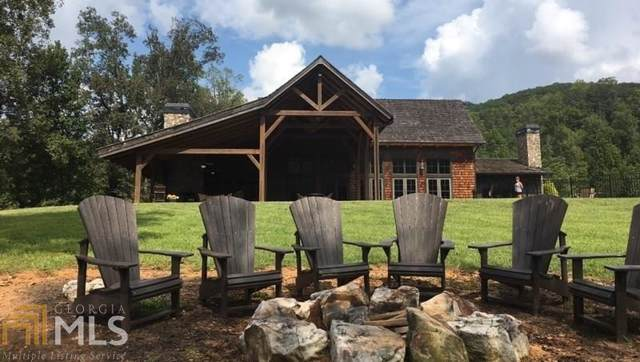 228 Stone Cliff Trce, Cleveland, GA 30528 (MLS #8705403) :: The Heyl Group at Keller Williams
