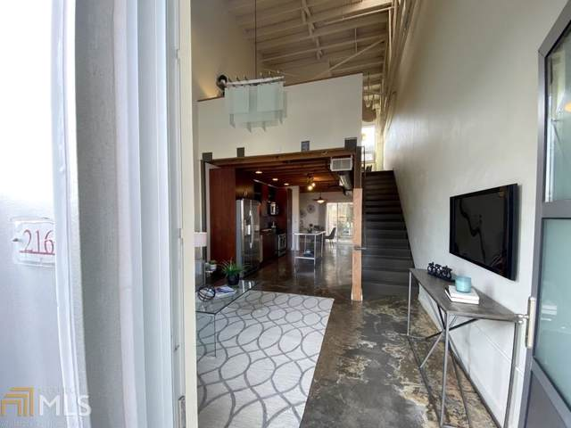 1661 La France St #216, Atlanta, GA 30307 (MLS #8705440) :: Bonds Realty Group Keller Williams Realty - Atlanta Partners
